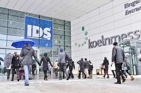 Международная стоматологическая выставка IDS 2013