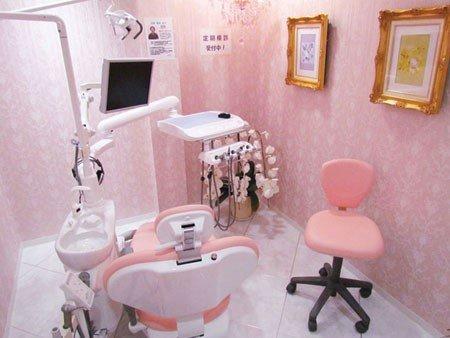 10 необычных оформлений стоматологических клиник со всего мира